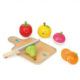 Cutting Fruits And Vegetables
